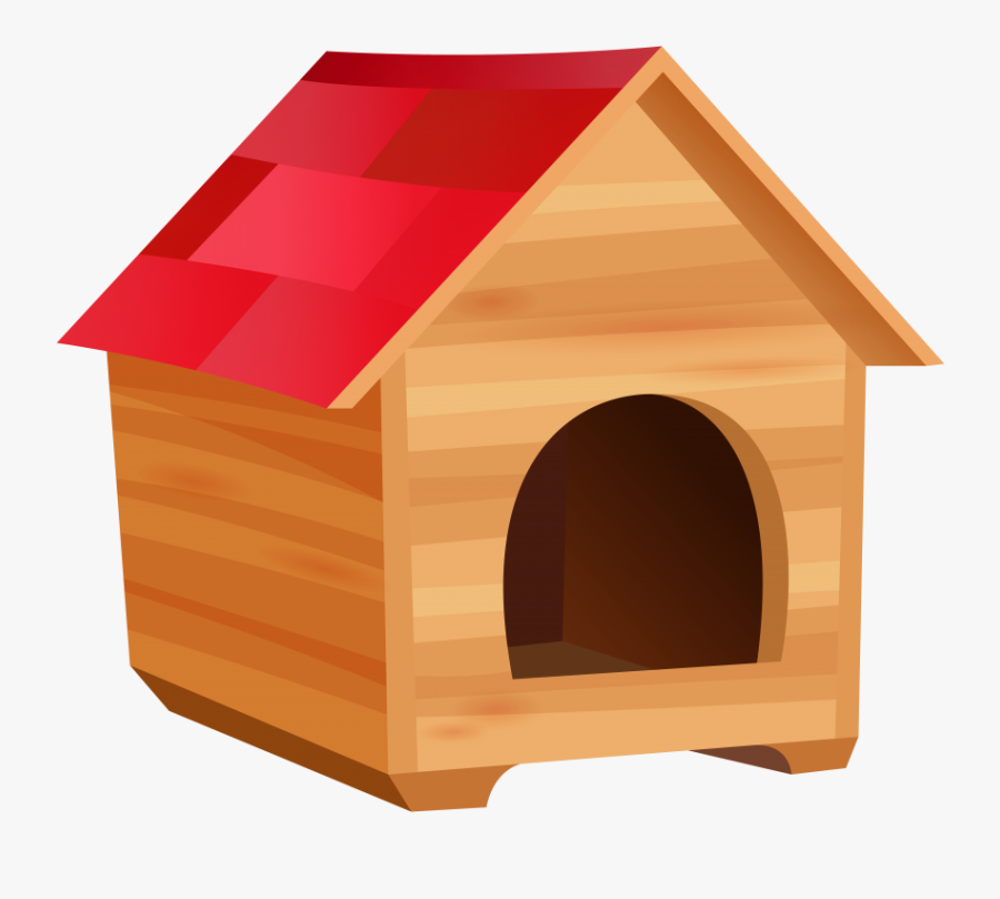 Doghouse Clipart Cat House - Dog House Png Background, Transparent Clipart