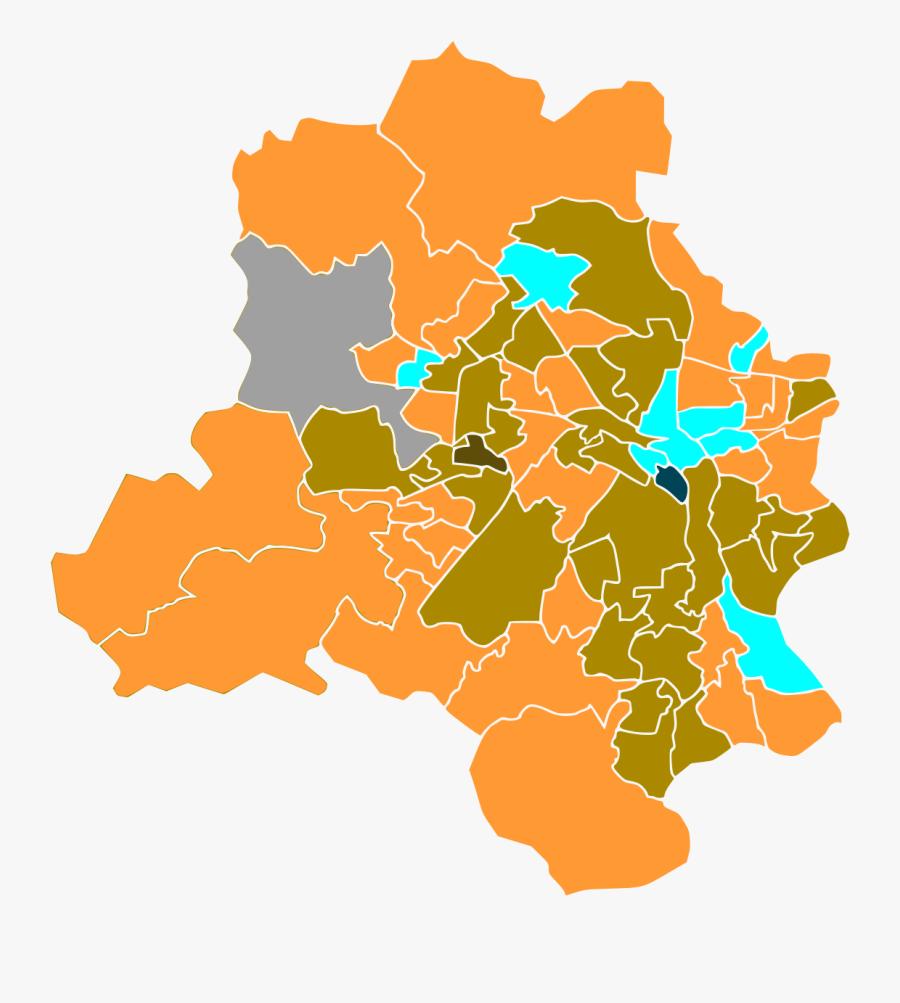 Delhi Assembly Constituency Map, Transparent Clipart