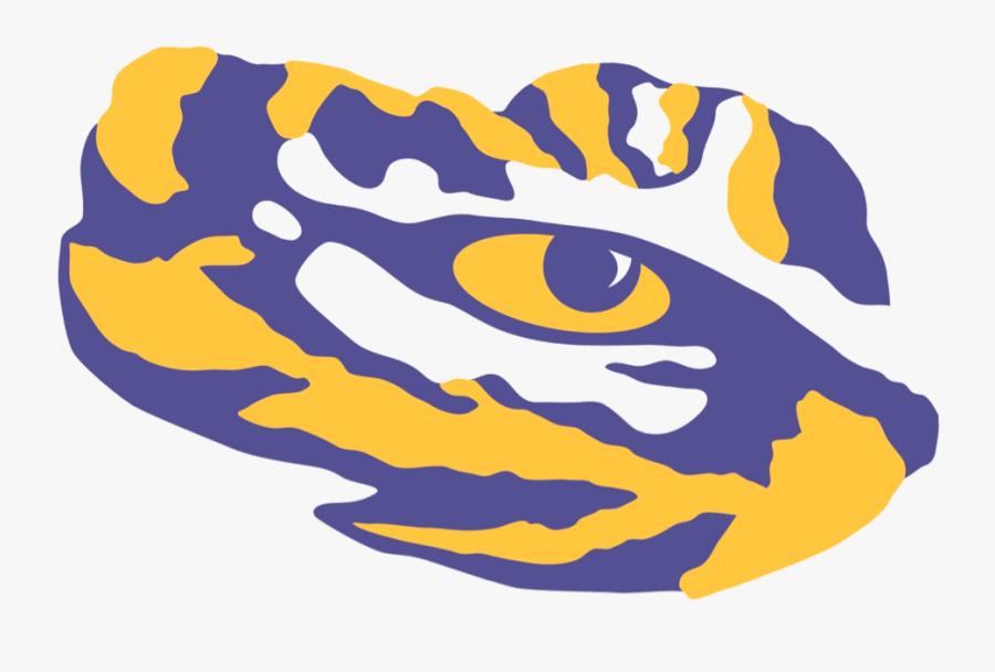 transparent lsu clipart - lsu tiger logo svg , free transparent clipart -  clipartkey  clipartkey