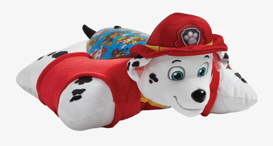Nickelodeon Paw Patrol Marshall Sleeptime Lite Unfolded - Baby Toys, Transparent Clipart