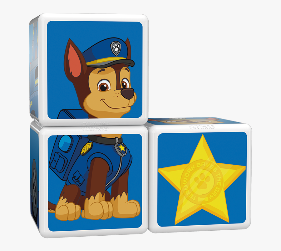 Paw Patrol Chase Y Skye, Transparent Clipart