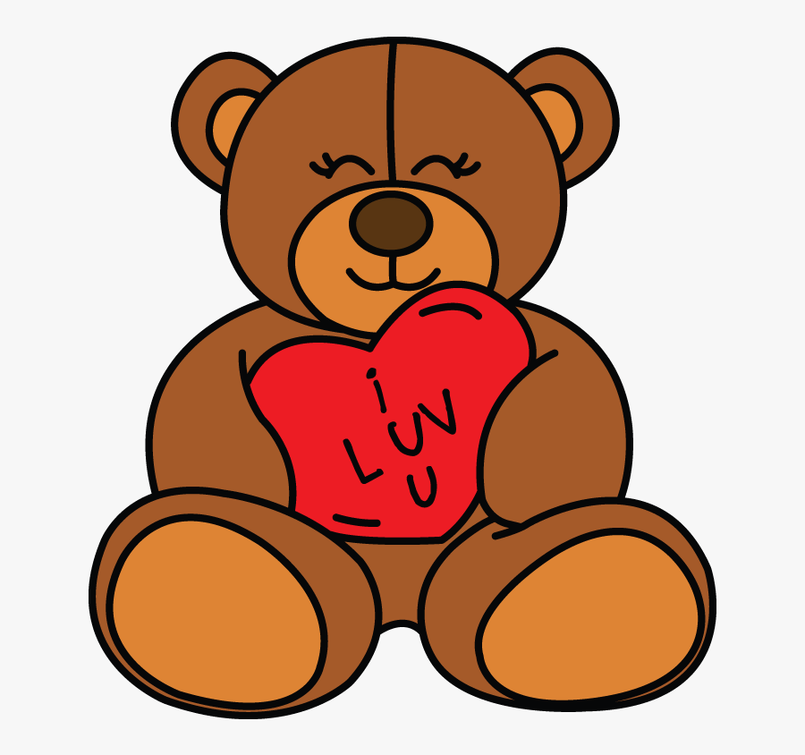 Brittany Stuffed Animal, Transparent Bear Outline Png Easily Draw A Teddy Bear Free Transparent Clipart Clipartkey