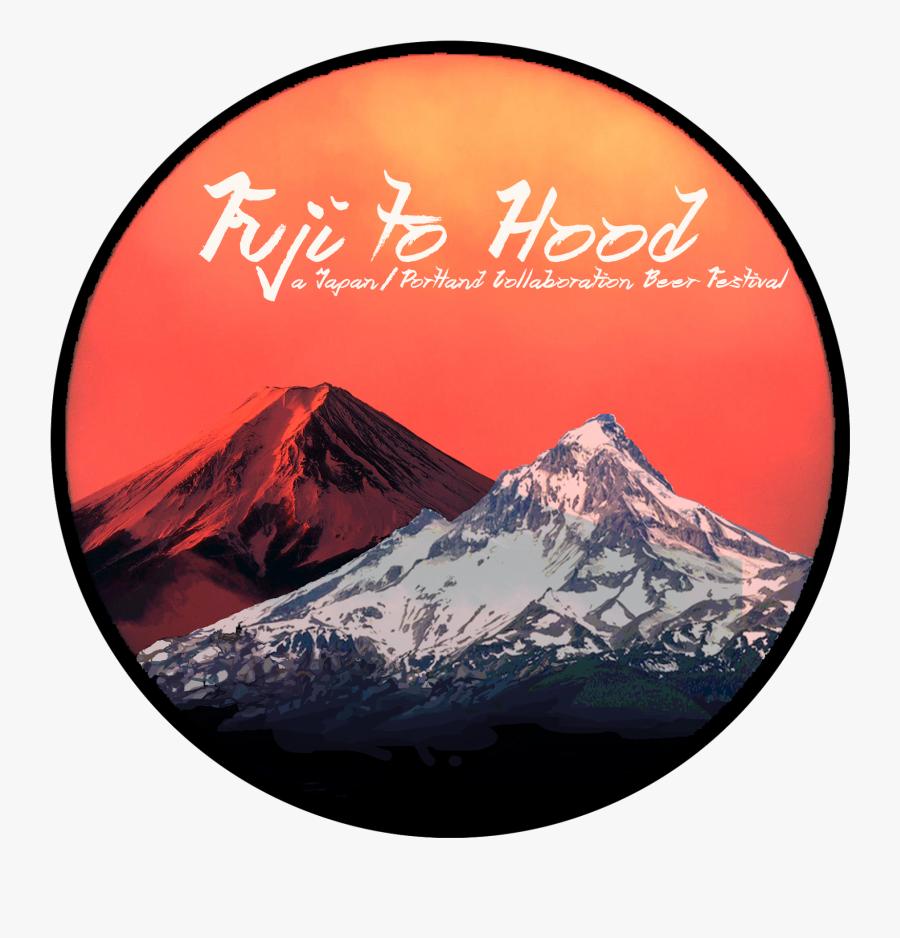 Beaver Clipart Footprint - Fuji To Hood, Transparent Clipart