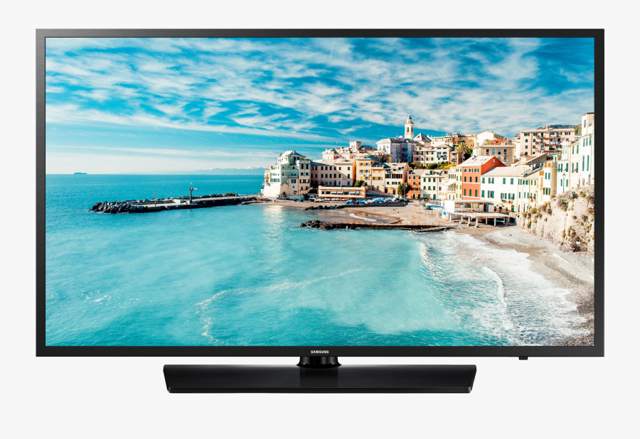 Television,display Device,lcd Tv,computer Lcd Display,flat - Samsung Hg65nf690uf, Transparent Clipart