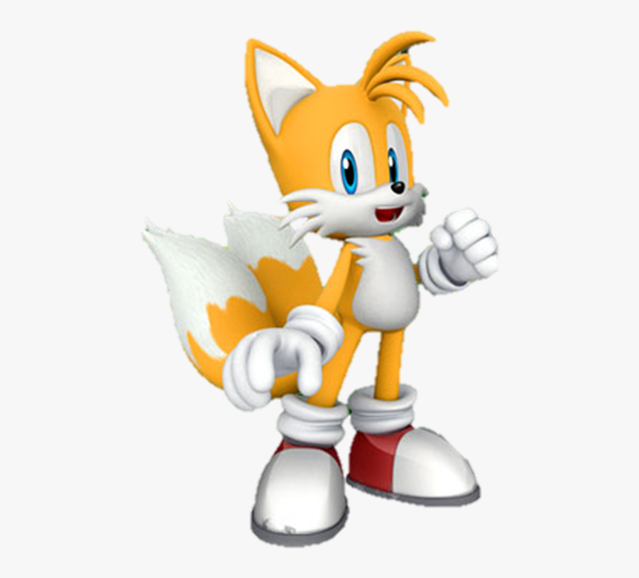 Tails4episode2 Sonic The Hedgehog 4 Tails Free Transparent Clipart Clipartkey