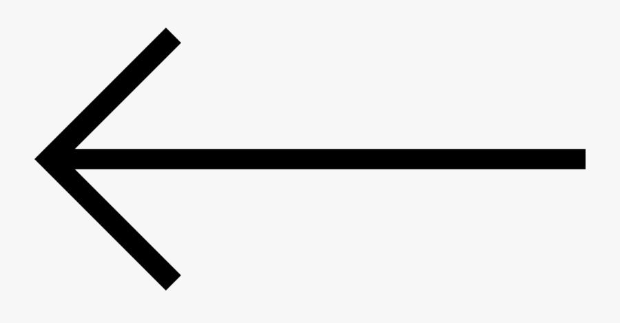 Transparent Skinny Clipart - Long Arrow Icon Png, Transparent Clipart