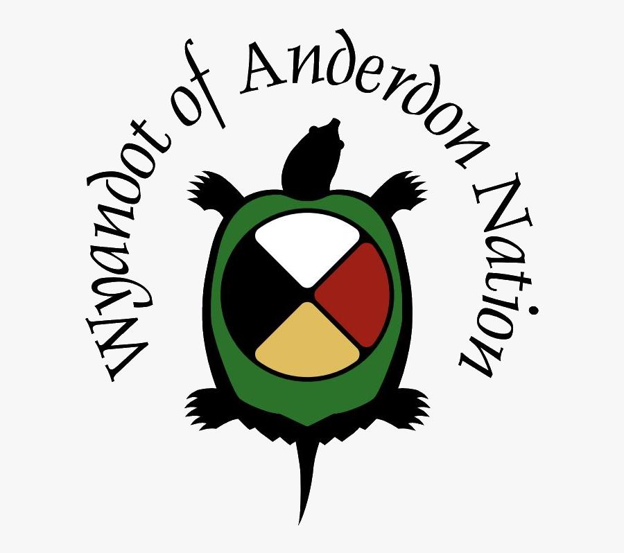 Transparent Native American Turtle Clipart - Wyandot Of Anderdon Nation, Transparent Clipart