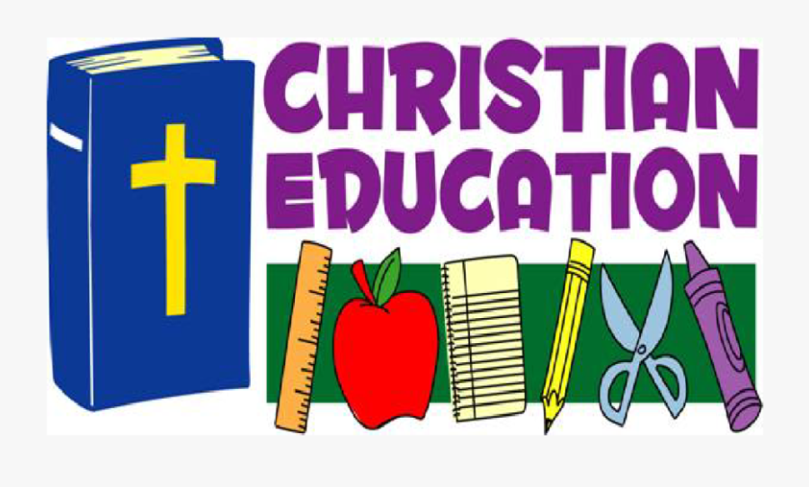 Christian Education, Transparent Clipart