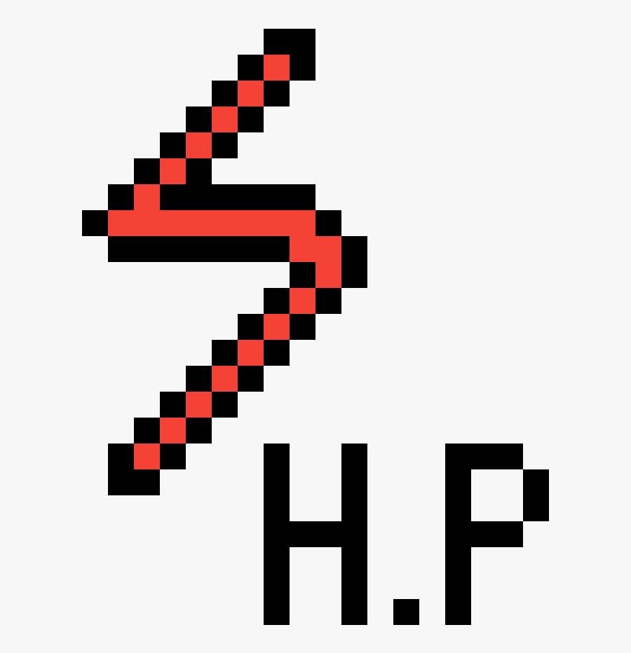 Transparent Harry Potter Scar Clipart - 20 X 20 Pixel, Transparent Clipart
