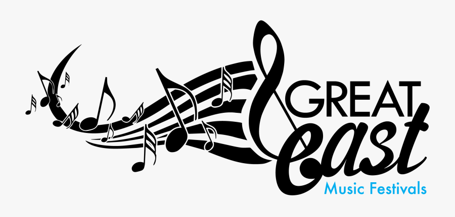 Great East Music Festival Logo Clipart , Png Download - Logo A Music Festival, Transparent Clipart