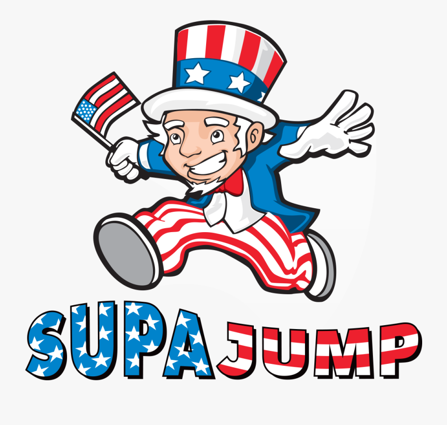 Book A Group Or Party - Supajump Logo, Transparent Clipart