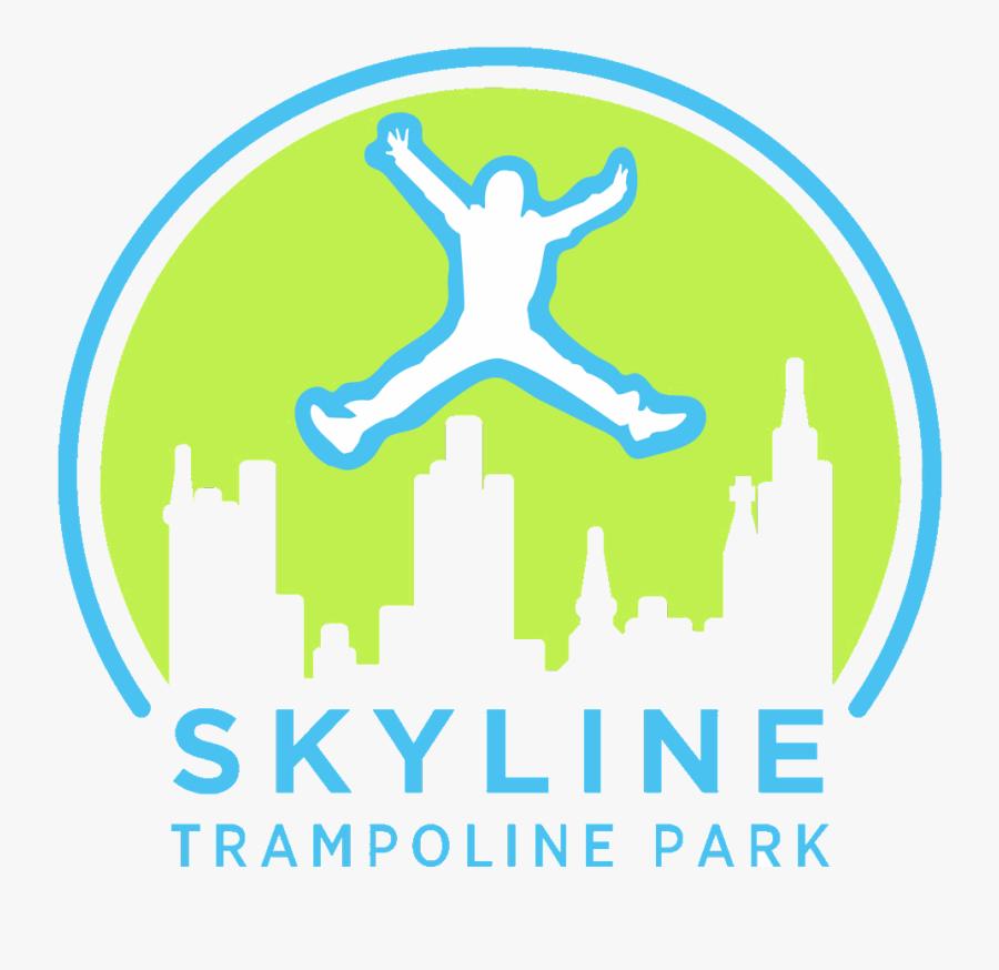Contact Inverurie, Skyline, Trampoline Park - Poster, Transparent Clipart