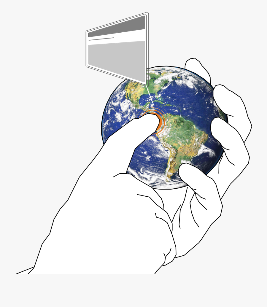 Project Thumb - Would Happen If The Earth Stopped Spinning, Transparent Clipart