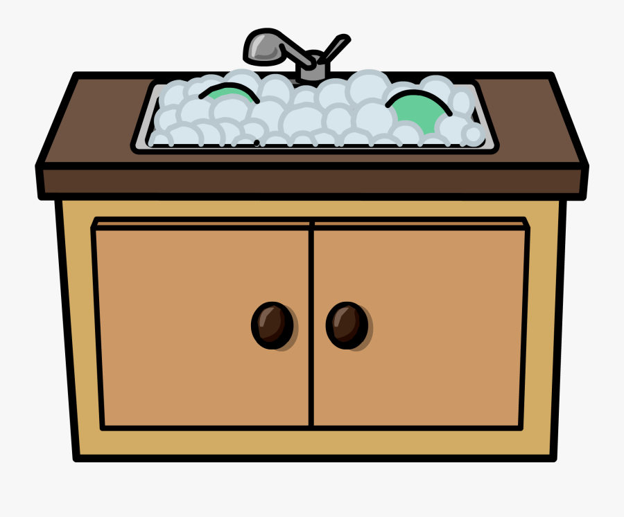 Transparent Window Clipart Png - Kitchen Sink Clipart, Transparent Clipart