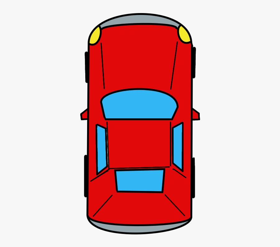 Car Sprite - Car Sprites For Scratch, Transparent Clipart
