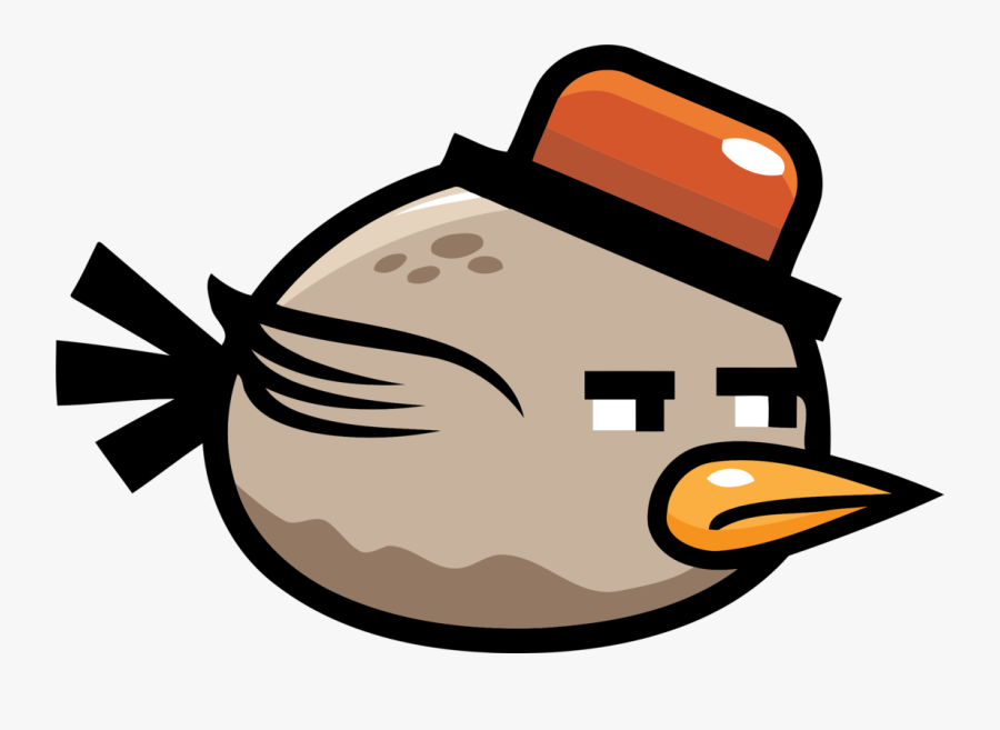 Water Bird,artwork,beak - Flappy Bird Sprite Png, Transparent Clipart