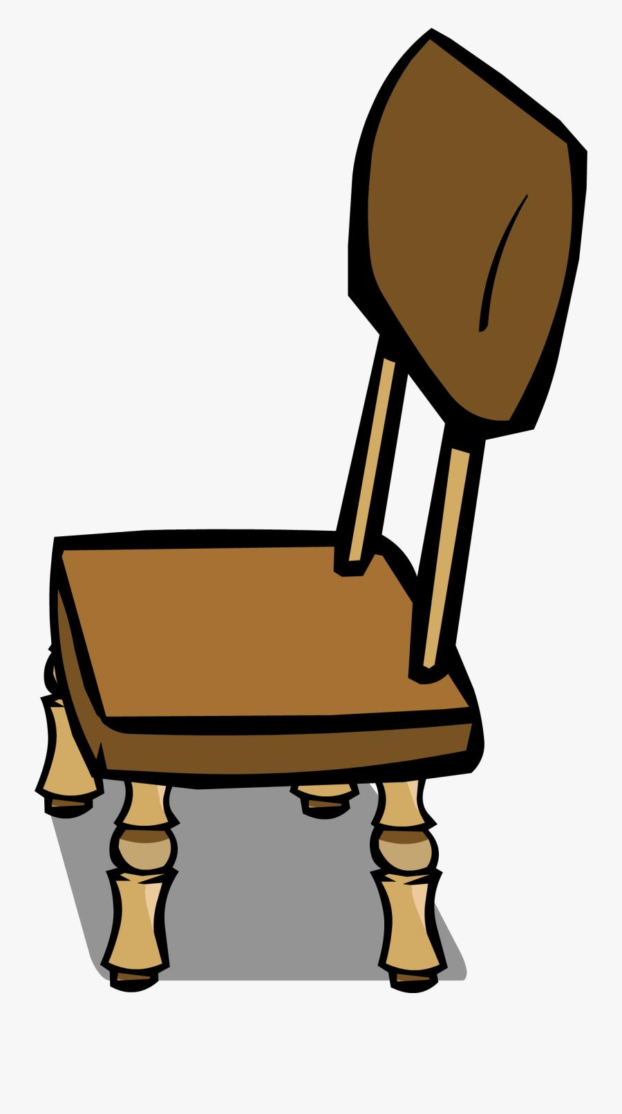 Dinner Chair Sprite - Chair Sprite, Transparent Clipart