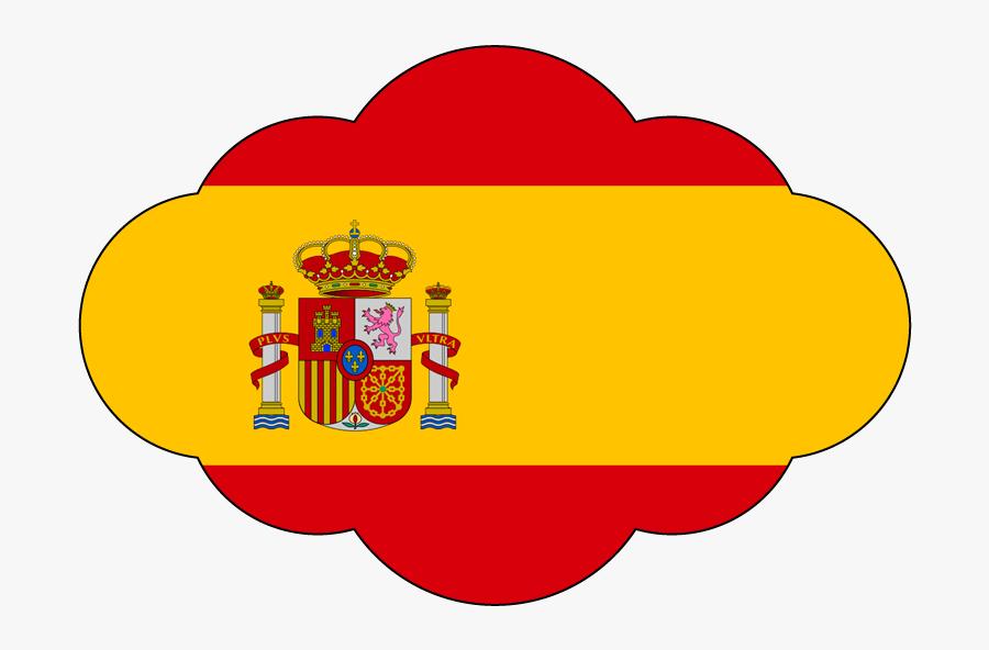 Interpretación De Los Sueños - Turkey And Spain Flag, Transparent Clipart