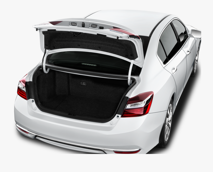 Car Trunk Png Transparent Image - Hyundai Sonata 2019 Trunk, Transparent Clipart