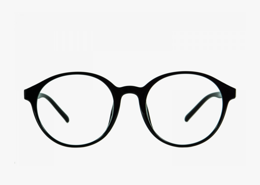 Transparent Round Sunglasses Png - Round Glasses Frames Png, Transparent Clipart