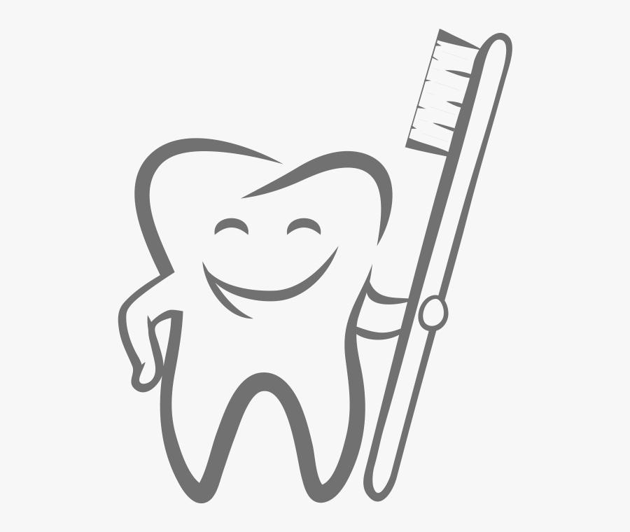 Dental Clinic Teeth Logo Hd, Transparent Clipart