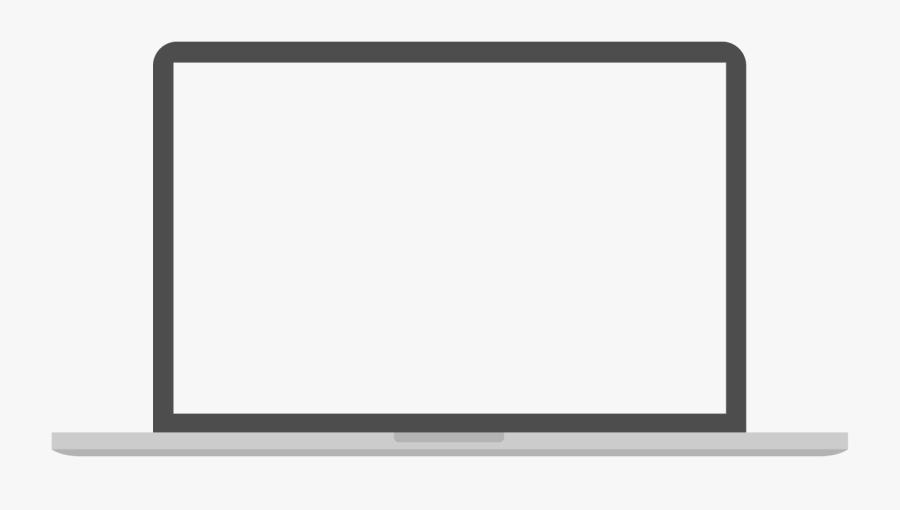 Macbook Png - Display Device, Transparent Clipart