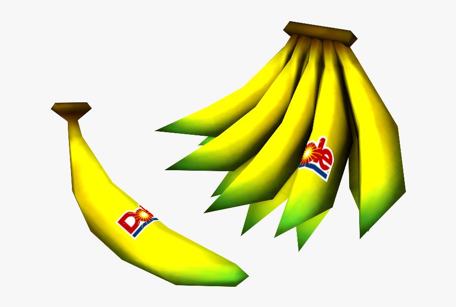 Download Zip Archive - Super Monkey Ball Bananas, Transparent Clipart