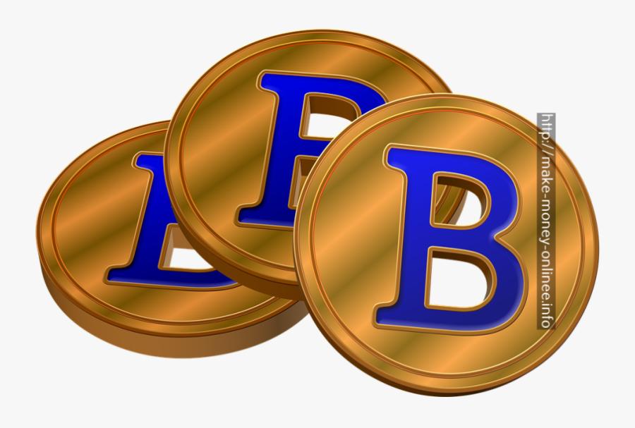 Dollar Clipart Extra Money - Bitcoin, Transparent Clipart