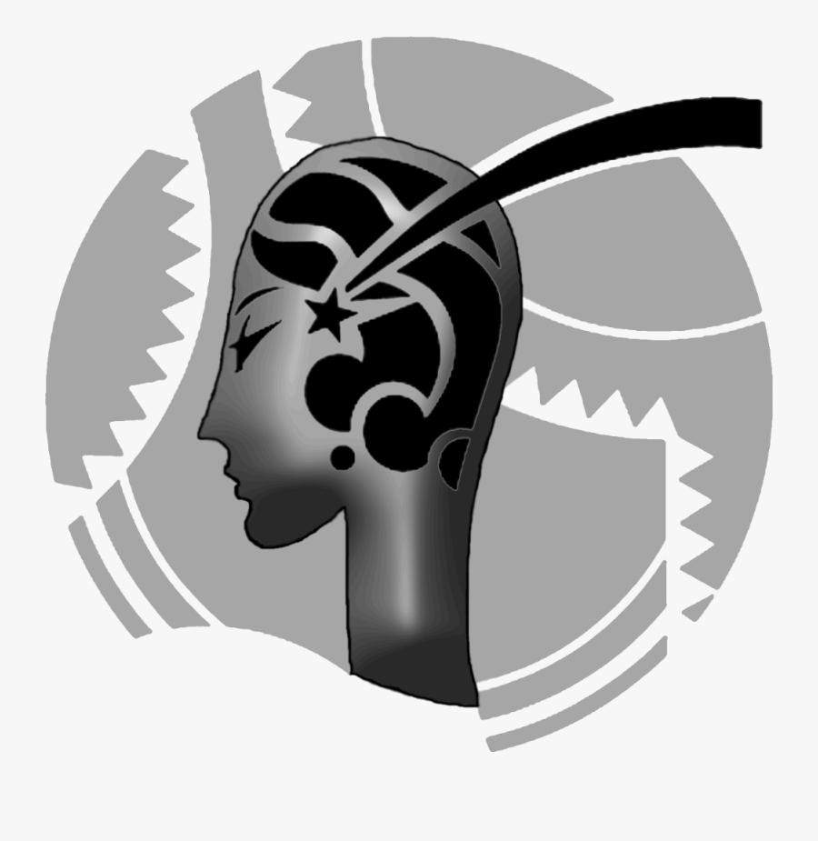 Transparent Theatre Png - Clipart Art Deco Symbols, Transparent Clipart