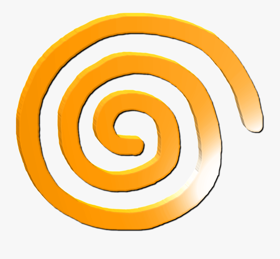 Spiral Clipart Whirl - Dreamcast Swirl Png, Transparent Clipart