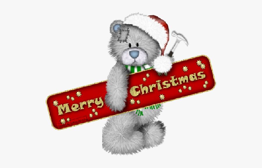 Merry Christmas Me To You, Transparent Clipart