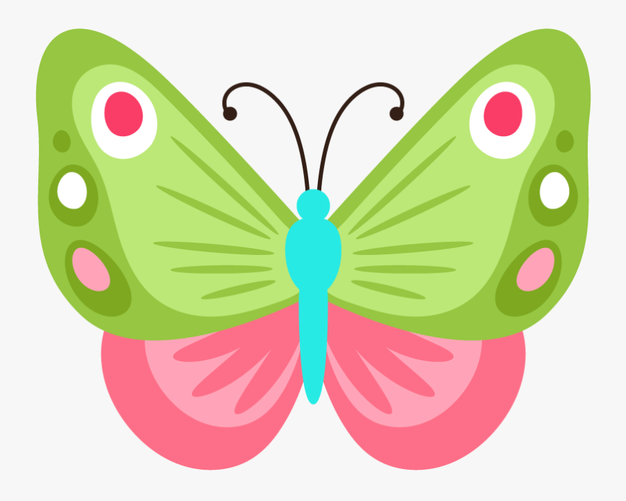 Spring Season Spring Butterfly, Transparent Clipart