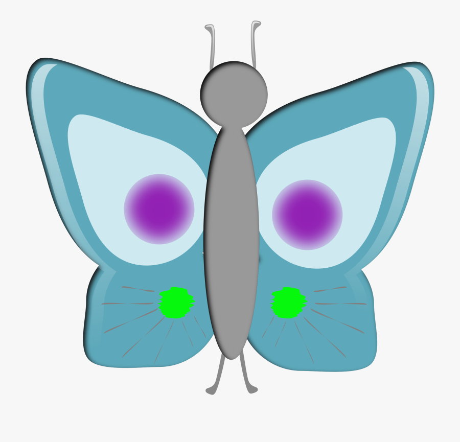 Spring Butterfly, Insect, Animal, Spring - Butterfly, Transparent Clipart
