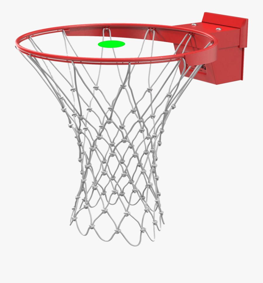 Nba Basketball Canestro Sports Spalding - Cinema 4d Basketball Hoop Tutorial, Transparent Clipart