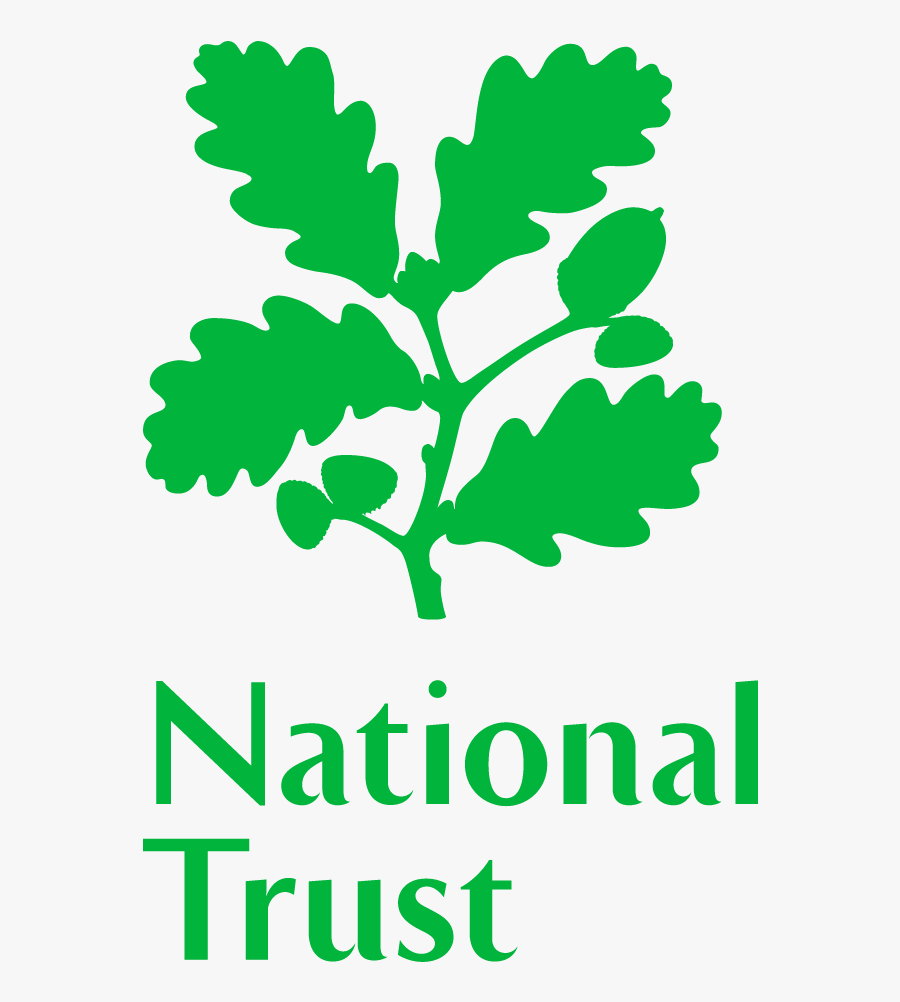 """Little Nan""""s Afternoon Tea & Cocktails With The National - National Trust Logo Png, Transparent Clipart"""
