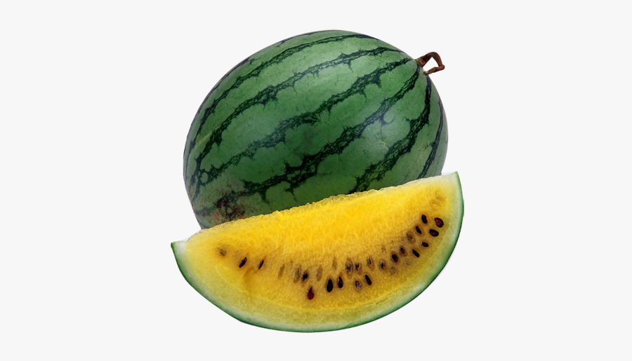 Watermelon Png Image Hd - Buah Semangka Kuning, Transparent Clipart