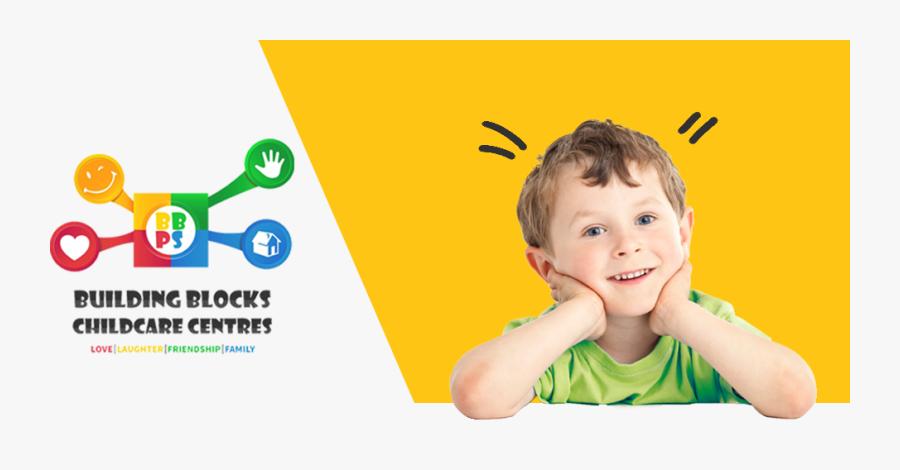 Main-banner - Building Blocks Childcare Centre, Transparent Clipart