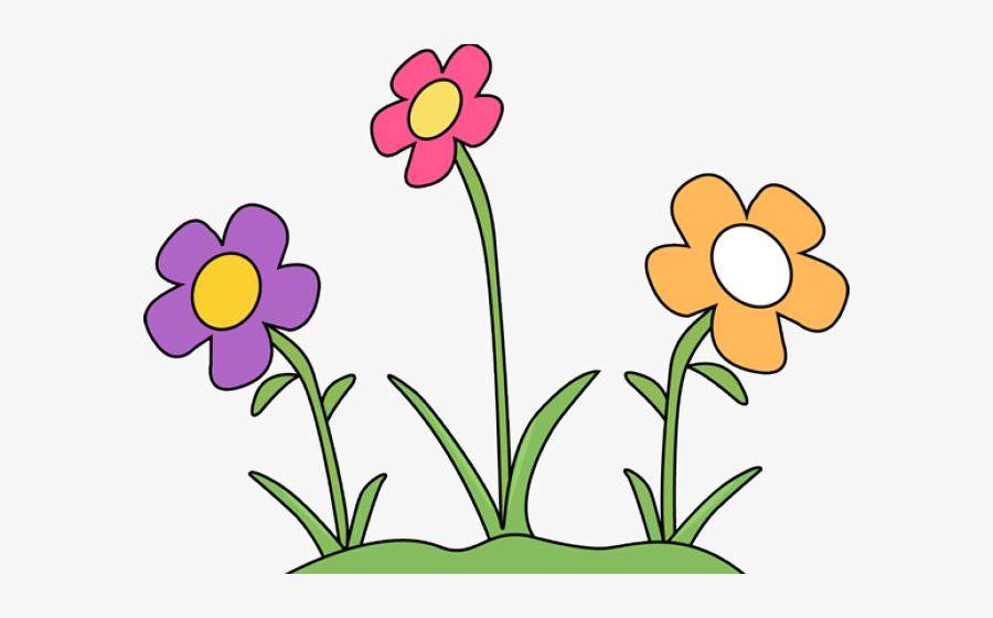 Gardening Clipart Border - Flower Garden Clipart, Transparent Clipart