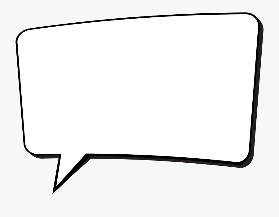 Car With Bubbles Clipart - Transparent Background Square Speech Bubble Png, Transparent Clipart