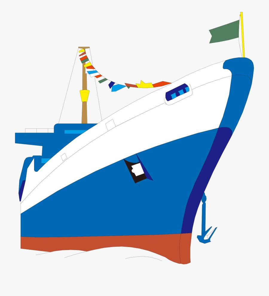 Transparent Ship Png - Cruise Ship Animated Png, Transparent Clipart