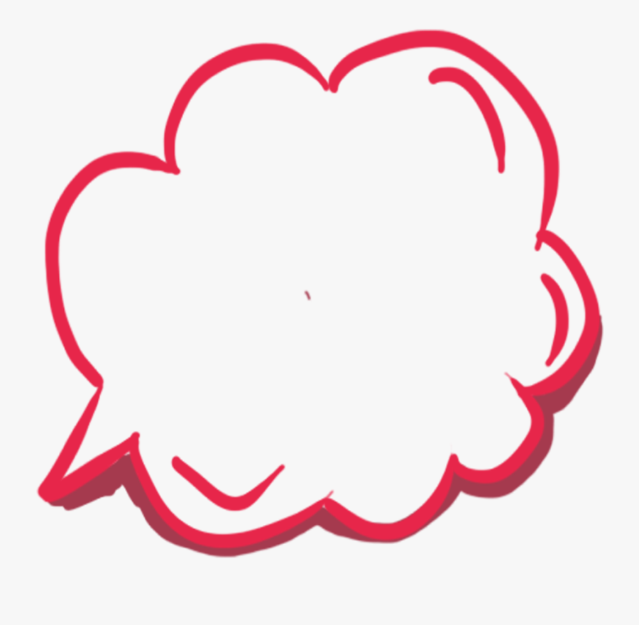 Thought Clip Art Think - Transparent Background Thinking Cloud Png, Transparent Clipart