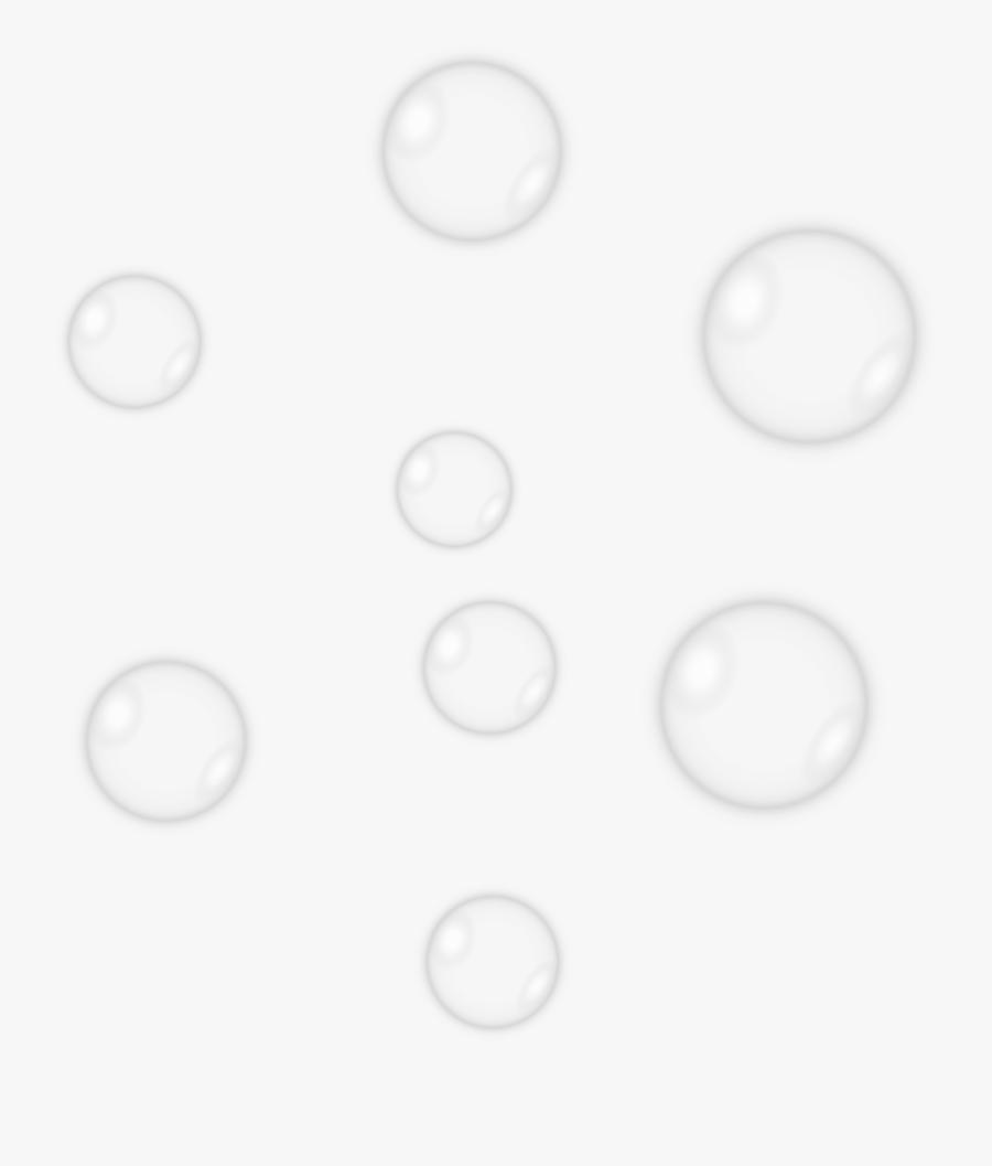 Transparent Bubbles Png Clip Art Image - Circle, Transparent Clipart