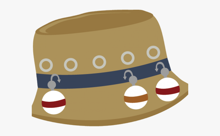 Fisherman Hat Clipart Png, Transparent Clipart