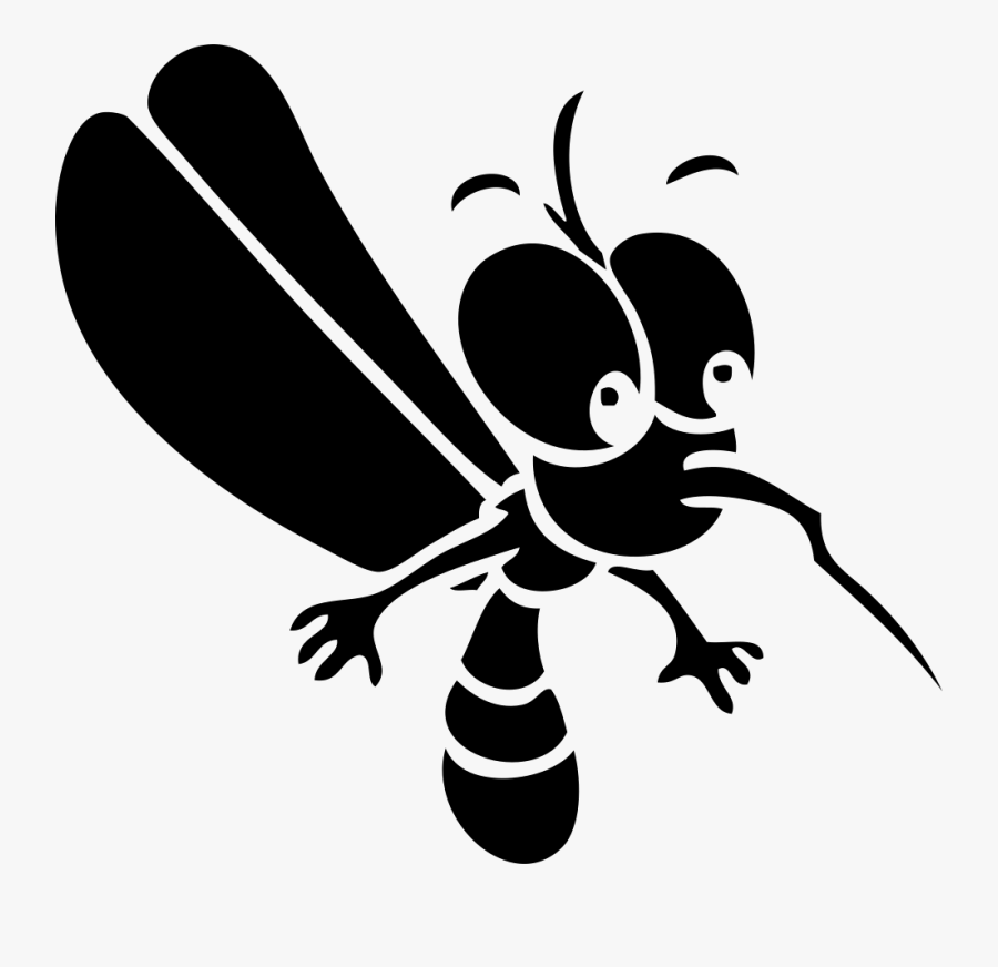 Mosquito Clipart Svg - Mosquito Clipart Png, Transparent Clipart