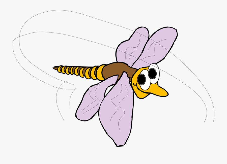 Mosquito Clip Art, Transparent Clipart