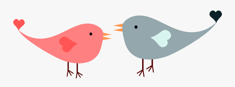 Love Birds Clipart 9, Buy Clip Art - Vector San Valentin Png, Transparent Clipart