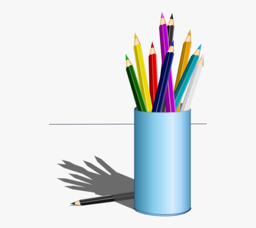Pencil,line,office Supplies - Happy Teachers Day Png, Transparent Clipart