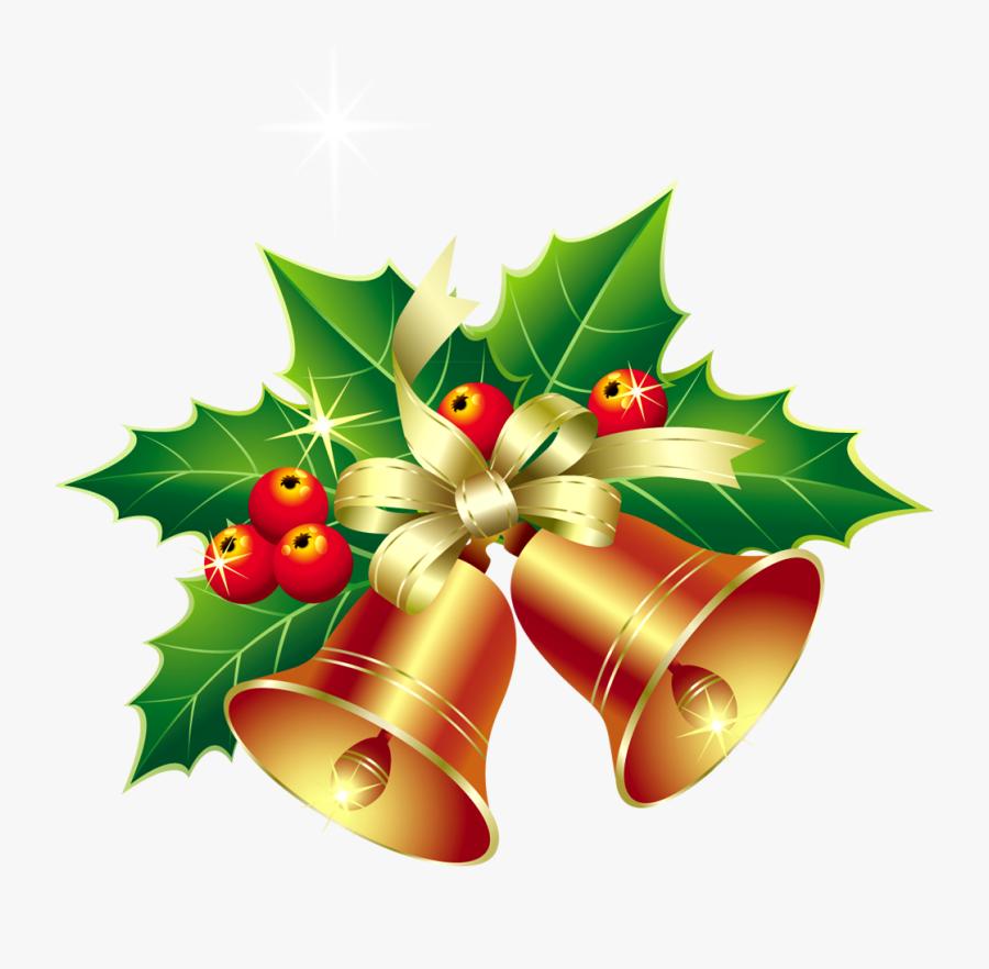 Christmas Images Ornament Bells - Christmas Bells Png, Transparent Clipart
