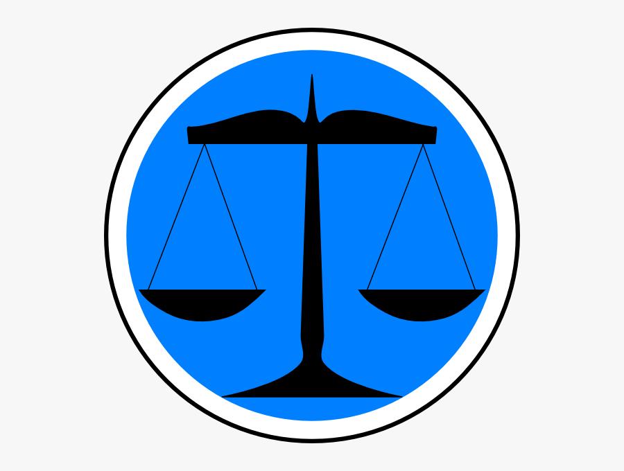 Criminal Law Cliparts - Criminal Justice Clipart, Transparent Clipart