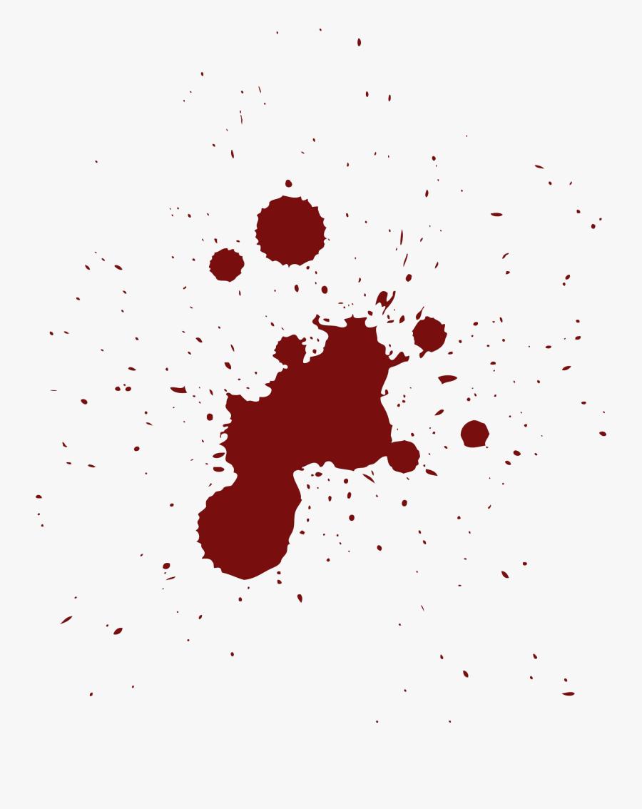 Blood Drops Png - Drop Of Blood Png, Transparent Clipart